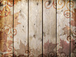 Wood vintage background