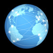 Global internet network
