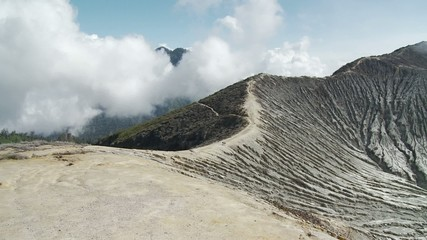cratère Ijen