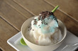 Snow Ice Cup Dessert Fresh Cold