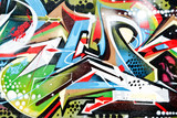 Abstract Graffity detail - 35203444