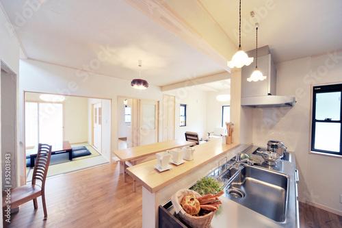 オープンキッチン-3 - 35203843
