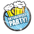 Oktoberfestparty! Button, Icon