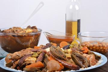 Présentation Couscous