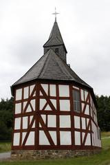 Fachwerk-Kapelle