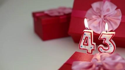 Birthday/anniversary - 43