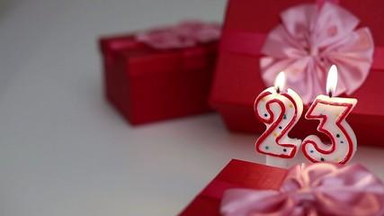 Birthday/anniversary - 23