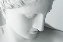 Weiß Statue der Venus