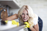 Housework. Chores around the house