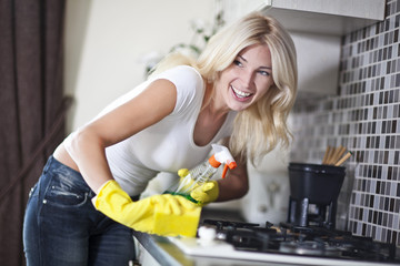 Housework. Chores around the house