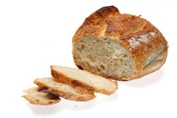 pain en tranches
