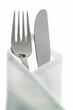 Messer, Gabel und Teller - 35217086