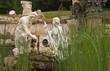 Roman Ruins Sculpture