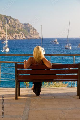 Entspannen am Meer