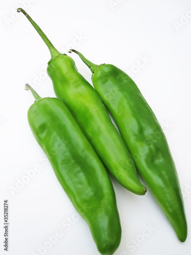 Hatch Green Chiles IV