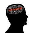Silhouette head - Motivation