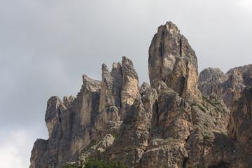 montagne in Vallunga (Val Gardena - Dolomiti)
