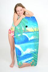 Mädchen Surf 005