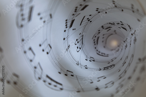 photo 乐谱音符