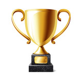 Fototapety Trophy cup
