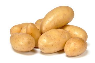 petites pommes de terre nouvelles