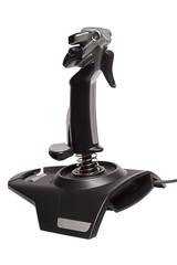 joystick for aircraft simulator