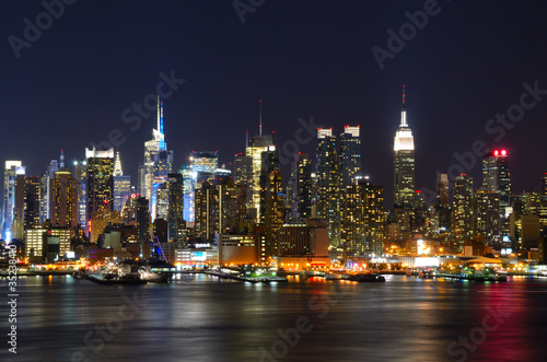 Fototapeten,manhattan,new york city,midtown,besinnung