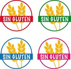 sin gluten español