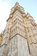 Wesminster Abbey Tower