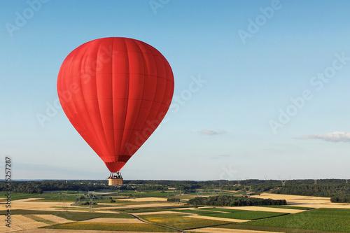 Aluminium Ballon Montgolfière à Saumur