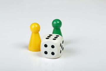 Spielfiguren - Entscheidung
