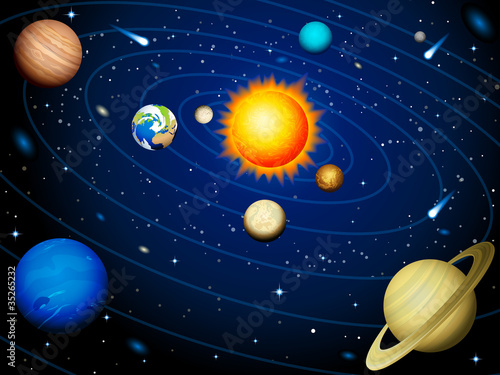 Leinwandbilder,astronomy,planentarium,raum,stern