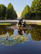Neptunbrunnen im Schloßpark Schönbrunn