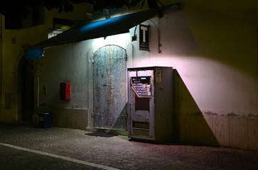 distributeur de cigarette
