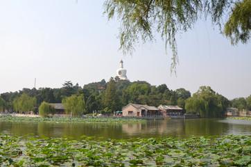 Parco del Lago Settentrionale a Pechino