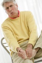 Senior - Douleurs de pieds
