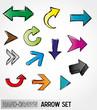 Arrow color Set