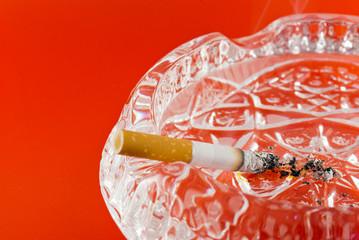 Smoldiring cigarette
