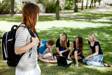 University Students Study Group