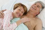 Fototapety Seniors - Épanouissement du couple