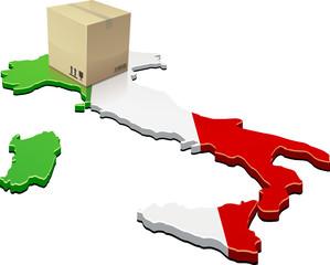 Consegna in Italia