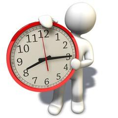 8:15 - Terminzeit
