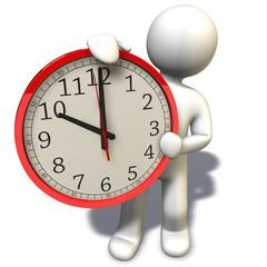 10:00 - Terminzeit