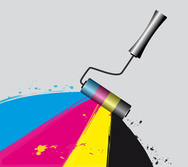 streichen in grundfarben