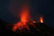 stromboli eruption 9154