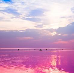 Beauty Beach Sunset