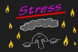 Stress  #110912-003 poster