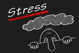 Stress  #110912-002 poster