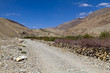 The road in Pamirs
