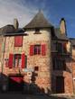 Village de Meyssac ; Limousin ; Quercy ; Périgord